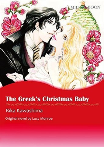 The Greek's Christmas Baby (Graphic Novel)